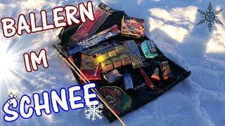 FEUERWERK IM SCHNEE - Winter Tour 2017 [HD]