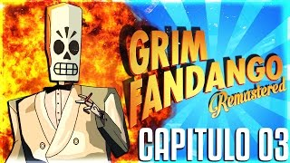 Vídeo Grim Fandango Remastered