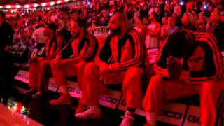 [HD] Awesome Chicago Bulls Intro Before The Game! Chicago Bulls vs. Indiana Pacers 11/16/13