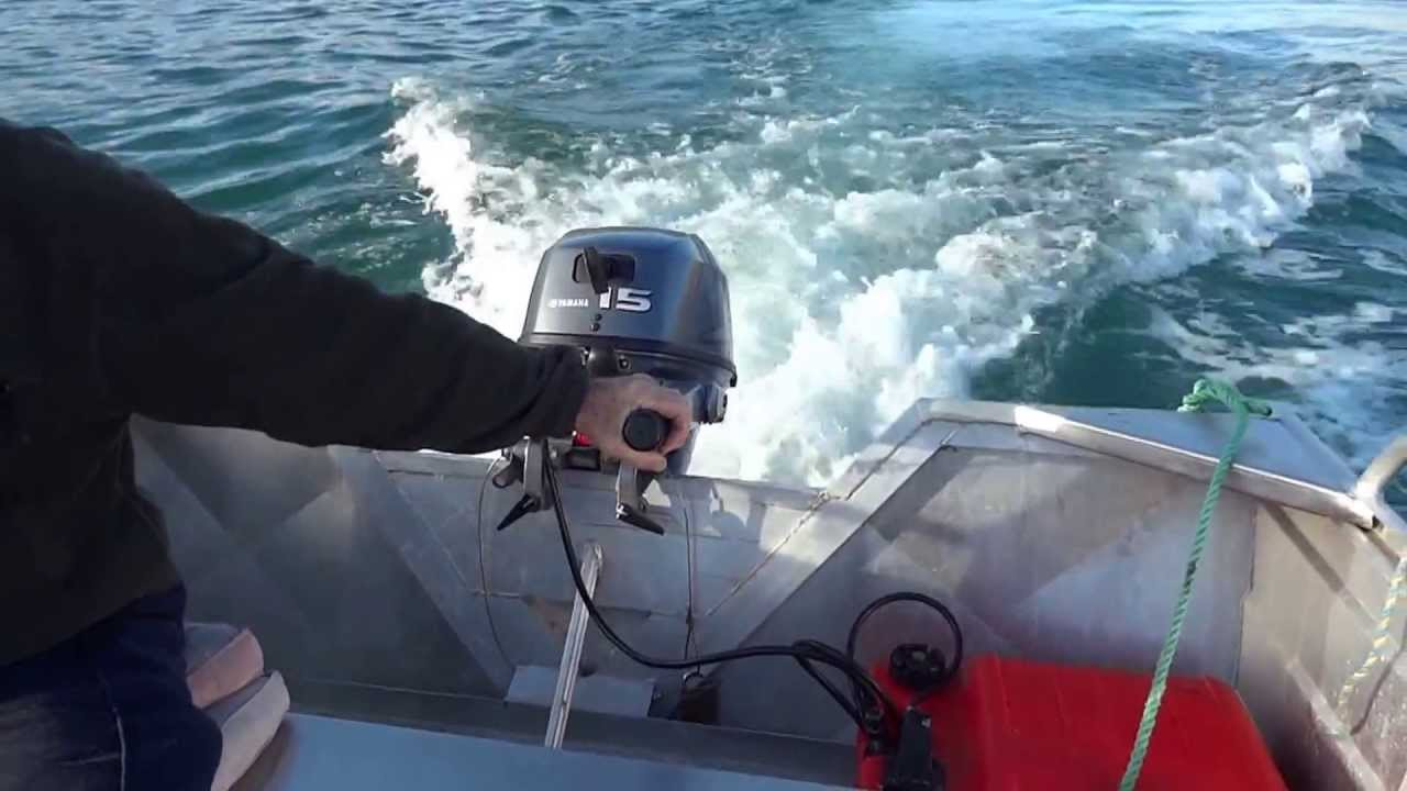 15 hp 4 stroke outboard reviews