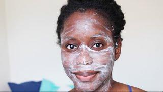 Ma routine de soin du visage - Peau grasse / La kaz naturelle