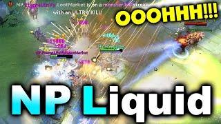 NP vs LIQUID - EPIC VOID EPIC RAPIER!!! - DAC 2017 DOTA 2