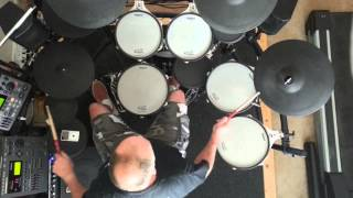 Oceans (Watching for Wonder) Drum Cover (Gino Sobrito)