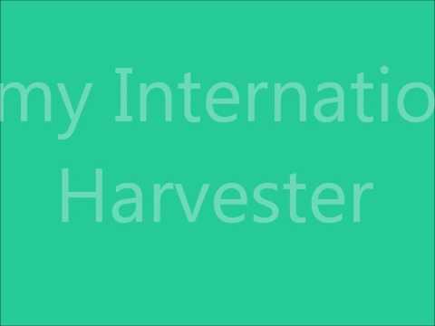 International Harvester, Craig Morgan -lyrics