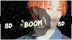 ⚠️ [8D AUDIO] NCT DREAM - BOOM | BASS BOOSTED  | [USE HEADPHONES 🎧] 엔시티 드림