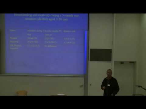 Global Response 2010 Prof Peter Aaby Part 3