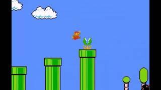 スーパーマリオ最少ジャンプ回数クリア更新案 8-1のみ