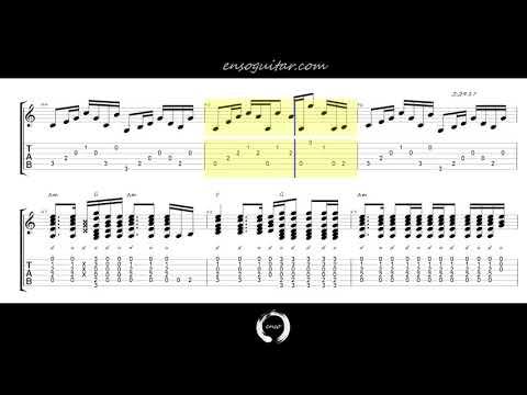 Shinedown - Simple Man {Guitar Tab Play Along}