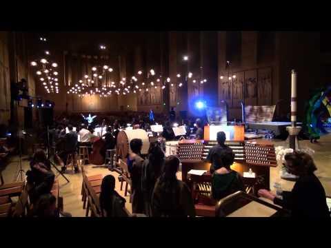 "LA Opera's ""Noah's Flood"" (""Noye's Fludde"") by WIlliam Ohanesian"
