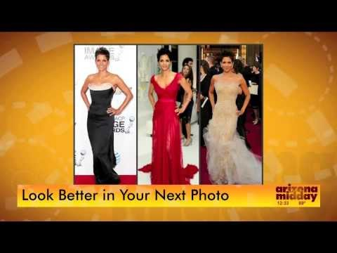Model Shelley GoodStein shows you how to pose in photos for great pictures!