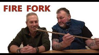 Grandpa's Fire Fork | Campfire Gadget
