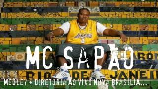 Mc Sapão -  Medley + Diretoria Ao Vivo Nova Brasilia ♪♫ [ FUNKRELIQUIA ]