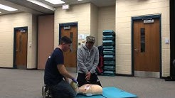 CPR Re-Certification Practical Exam