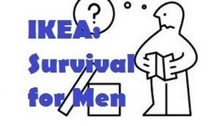 Manly-Man Skills: The Dreaded Ikea Shopping Trip