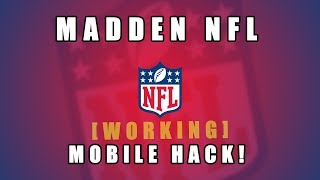 Madden NFL Mobile 18 Hack – How to Hack Madden NFL Mobile [Working] thumbnail