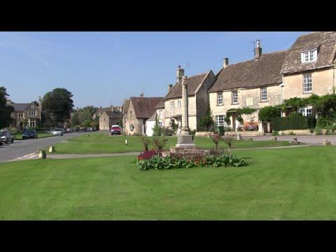 Biddestone Village Wiltshire.