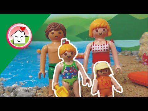يوم على الشاطىء - عائلة عمر - أفلام بلاي