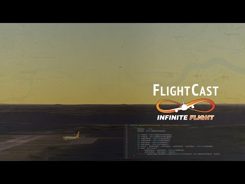 FlightCast - Episode 2 - LiveFlight with Cameron Carmichael Alonso