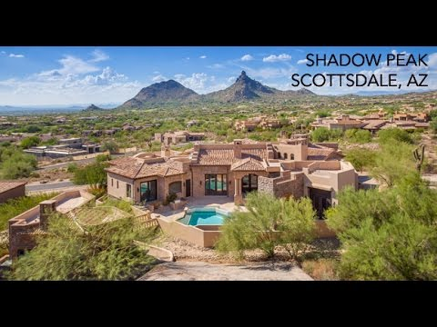 Scottsdale Troon Mountain Home For Sale [Arizona Luxury Auction]