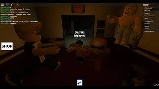 MI PRIMER VIDEO DE ROBLOX/ HORROR ELEVATOR/ Eriplay460