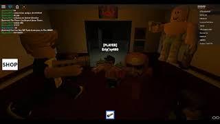 MI PRIMER VIDEO DE ROBLOX/ HORROR ELEVATOR / Eriplay460