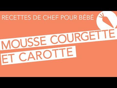 recettes-de-chef-pour-bébé---mousse-courgette-carottes