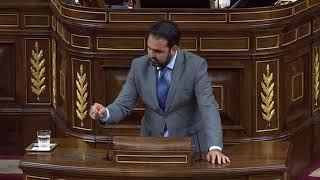 Congreso debate Cataluña Íñigo Alli