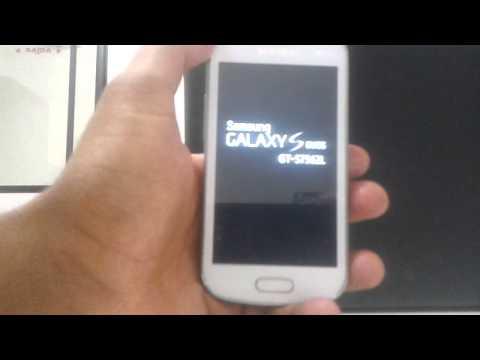 Como desbloquear -  Hard Reset -  Samsung Galaxy S Duos - Cleyton Caetano