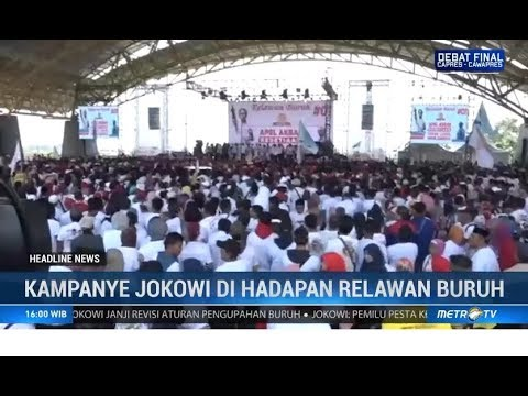 Kampanye Jokowi Di Bandung