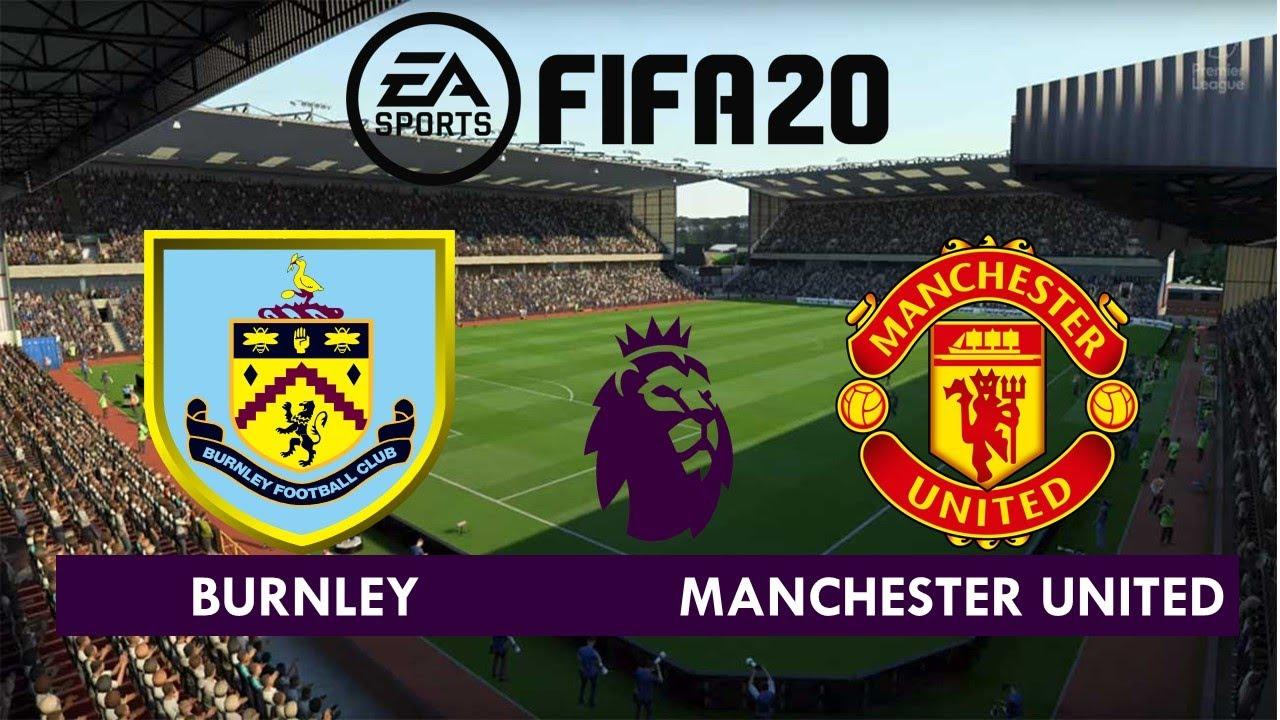 Burnley vs Manchester United l Premier League 2019-20 l ...
