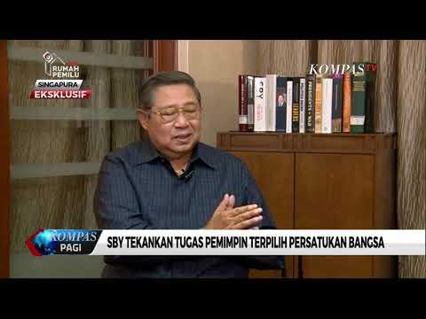 """Eksklusif! SBY Sampaikan Kondisi Terkini Istrinya Hingga Pengalaman Pertama """"Nyoblos"""" di Luar Negeri"""