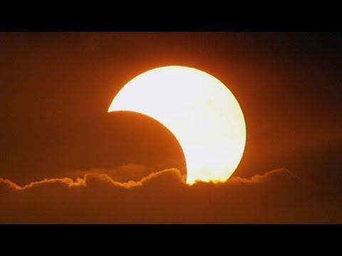 Solar Eclipse 2015 Cork Ireland