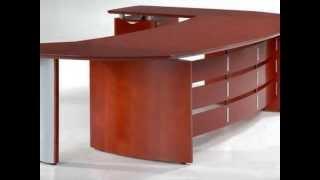 Pf-tec-o1 - Executive Office Desk, Modern Office Desk, Contemporary Desk At H2ofurniture.com