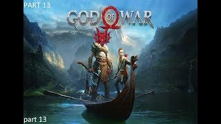 god of war 4 part 13 - Volunder Mines