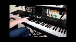 Anouk - Birds (Piano Cover)