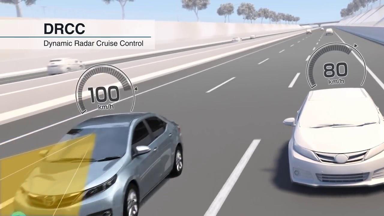 what is radar cruise control
