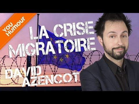 DAVID AZENCOT - La crise Migratoire