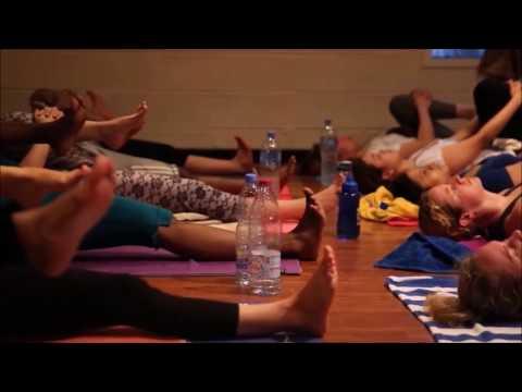 "Dynamic Hot Yoga-Doha ""Some Like it Hot!"""