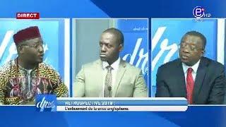 DROIT DE RÉPONSE DU 29/12/2019 (Rétrospective 2019: L'enlisement de la crise anglophone) ÉQUINOXE TV