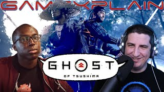 Ghost of Tsushima - Review Discussion ft. Kinda Funny's Blessing Adeoye Jr.!