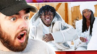 Reacting to KSI – Really Love (feat. Craig David & Digital Farm Animals) [Official Music Video]