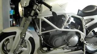 buell x1 exhaust d