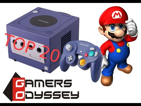 Top 20 GameCube Games