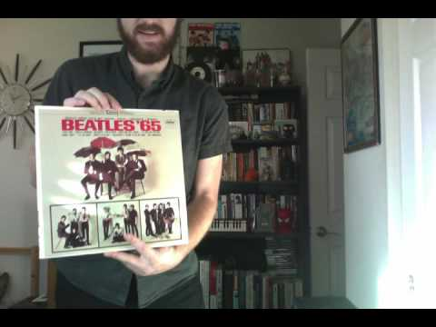 Vinyl Review - Beatle Finds #8