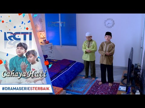 CAHAYA HATI - Masya Allah Yusuh Mengajari Raffa Sholat [4 September 2017]