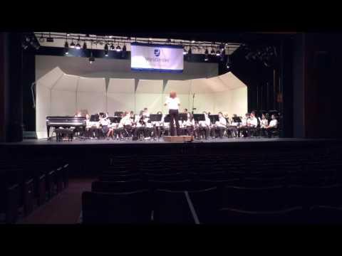 Irish Rising - Lone Hill Middle School Advanced Band April 21, 2017