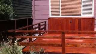 Building a cedar deck complete Denver deck builder Part 8
