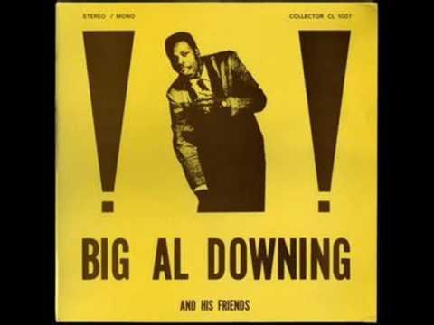 Big Al Downing - Cornbread Row