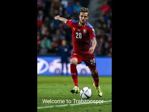 Filip Novák Tüm beceri hareketleri-Çalımları ve Tüm golleri-Trabzonspor'a hoş geldin