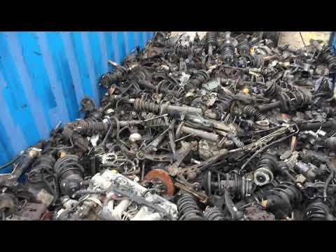 Export Used Toyota Engines Shocks to Nigeria Lagos